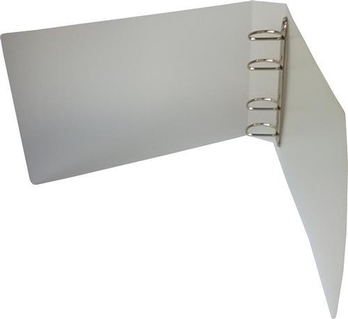 A4 Landscape Polypropylene Ring Binder 54mm Spine With